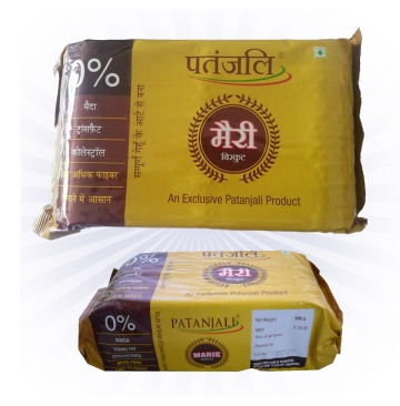 Patanjali Marie Biscuit - 300 Gms