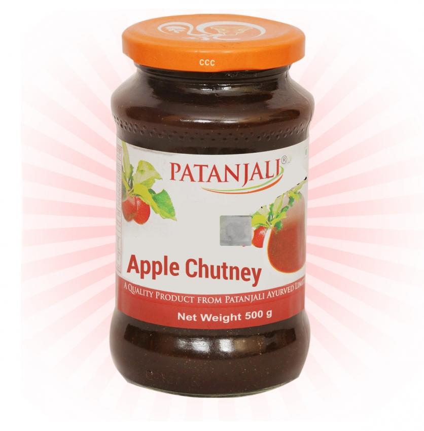 Apple Chutney -1/2 Kg - FOOD - Jam & Pickle - Sai Organic ...