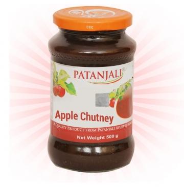 Patanjali Apple Chutney -1/2 Kg
