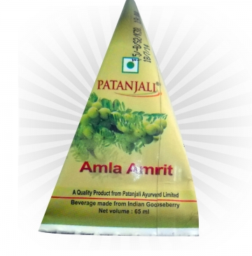 Patanjali Amla Amrit Juice 65 ml