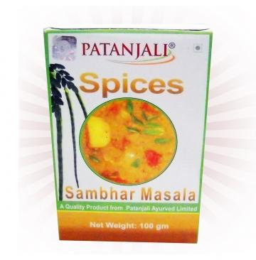 Patanjali Sambhar Masala - 100GM