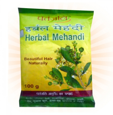 Patanjali Herbal Mehandi - 100gm