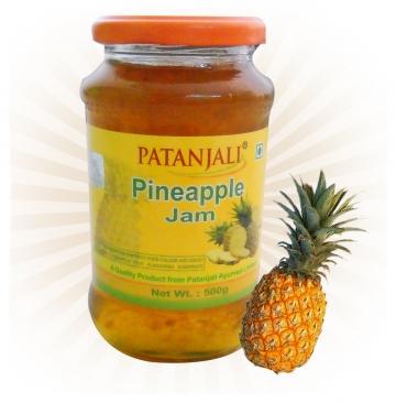 Patanjali Pineapple Jam - 500gms