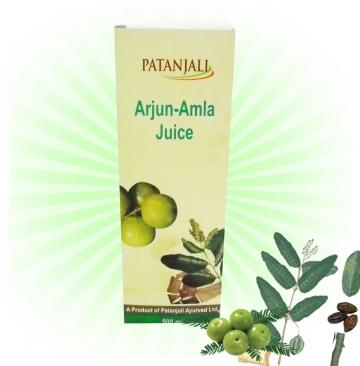 Patanjali Arjun-Amla Juice- 500ml