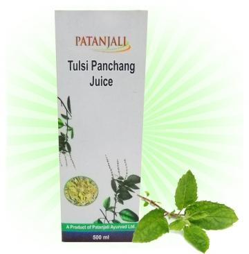 Patanjali Tulsi Panchang Juice - 50
