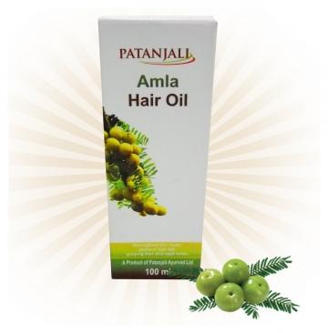 Patanjali Amla Hair Oil - 100ml