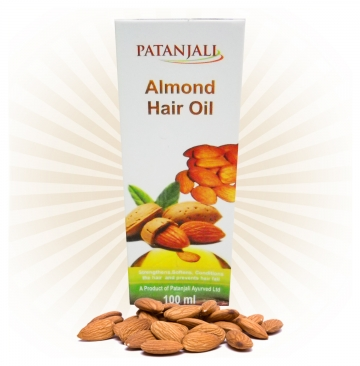 Patanjali- Almond Hair Oil - 100ml