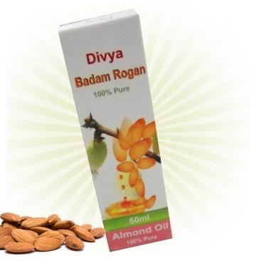 Divya Badam Rogan - 60ml