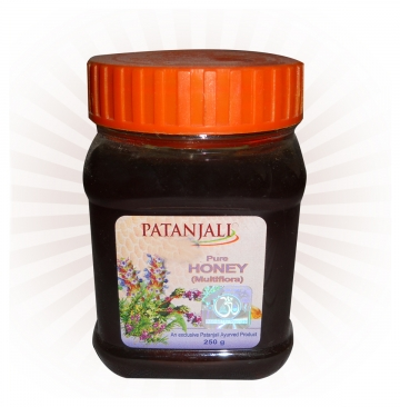 Patanjali Pure Multiflora Honey - 250gms