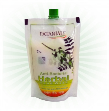Patanjali Hand Wash refill pack  -