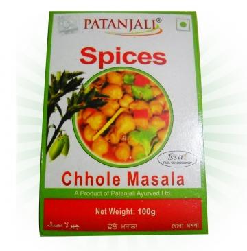 Patanjali Chhole Masala- 100gms