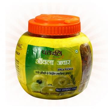 Patanjali - Amla Pickle 1 KG