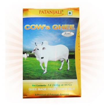 Patanjali - Cow's Ghee- 500 gms