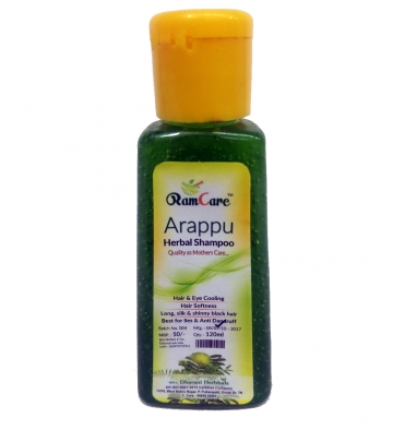 Ramcare Arappu  Herbal Shampoo 120