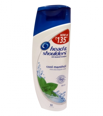 Head & Shoulder Cool Menthol 80 ml