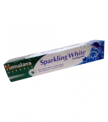 Himalaya's Sparkling White Gum Expert 40 gm