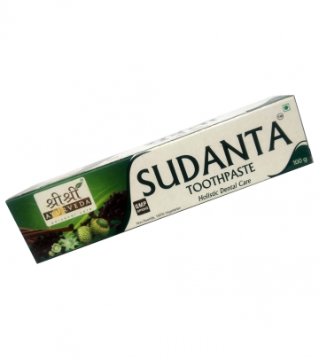 Sri Sri Sudanta Tooth Paste 50gm