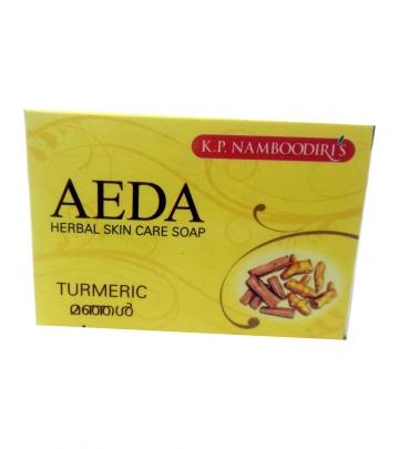 K.P. Namboodiri's Aeda Turmeric 75