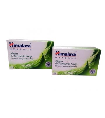 Himalaya Neem and Turmeric Soap 75
