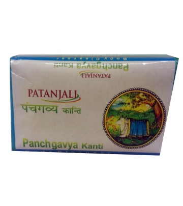 Patanjali Panchgavya Kanti  75g