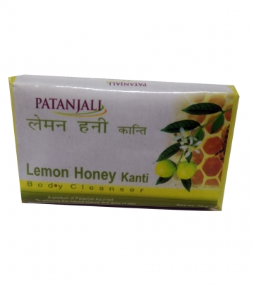 Patanjali Lemon Honey Kanti  75g