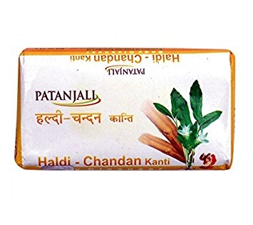 Patanjali Haldi Chandan Kanti 57 gm