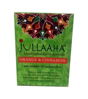 Julllaaha Orange and Cinnamon 100 g