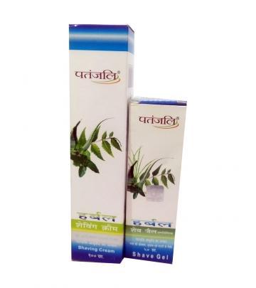 Patanjali Herbal Shaving  Cream 100