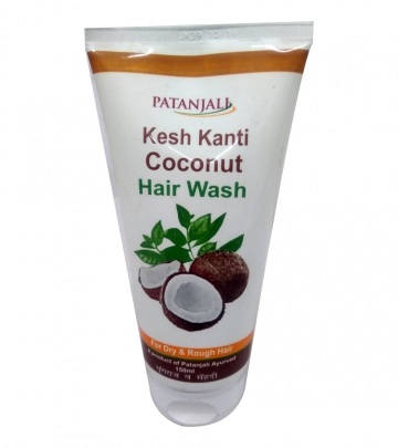 Patanjali Kesh Kanti coconut Hair W