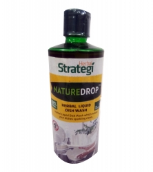 Herbal Strategi Nature Drop Dish wash  500 ml