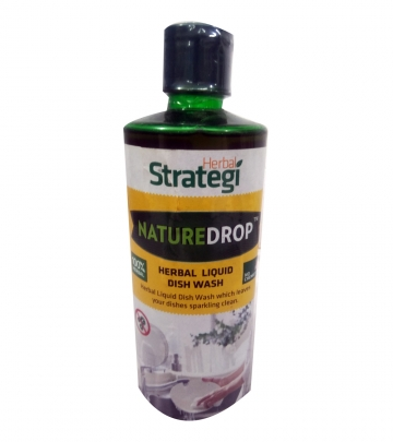 Herbal Strategi Nature Drop Dish wa