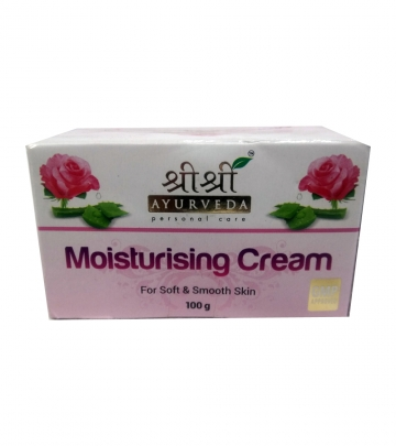 Sri Sri Moisturizing Cream ( Rose )