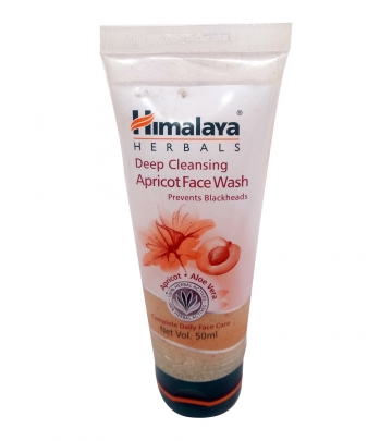 Himalaya Apricot Face wash 50 ml