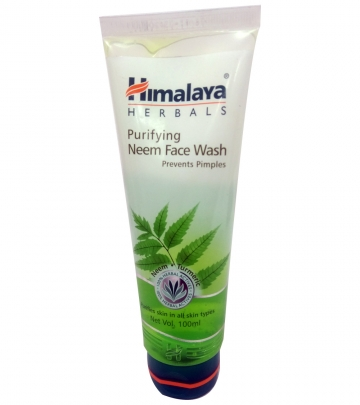Himalaya Neem Face Wash 100 ml