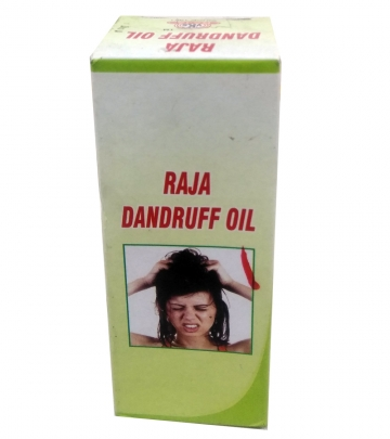 Raja Dandruff Oil 50 ml