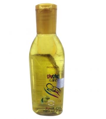 Patanjali Shishu care Hair oil 100 ml