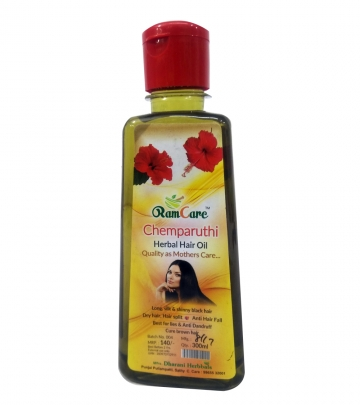 Ramcare Chemparuthi Herbal Hair  Oi