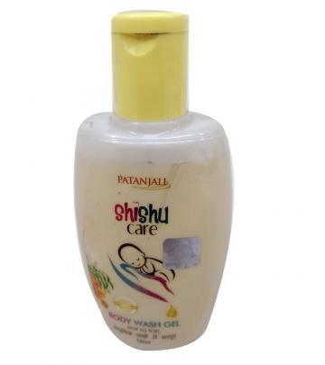 Patanjali Shishu Care Body wash Gel 100 ml