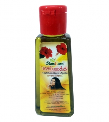 Ramcare Chemparuthi Herbal hair oil
