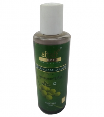 Sri Sri Bringamla Khadi Taila  100 ml