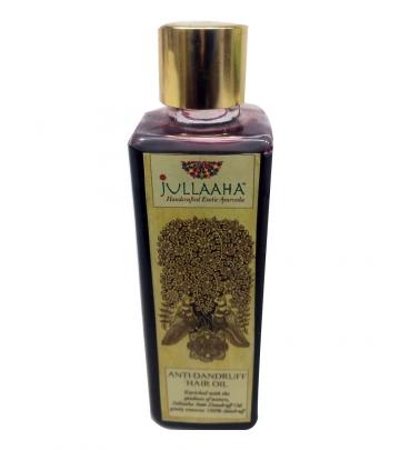 Jullaaha Anti Dandruff Hair Oil 100