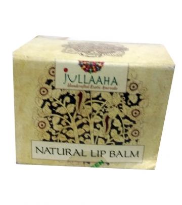 Jullaaha Natural Lip Balm 10g
