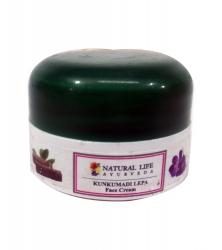 Natural Life  Ayurveda Kunkumadi Lepa Face cream 25g