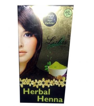 Lala's Herbal Henna 60g