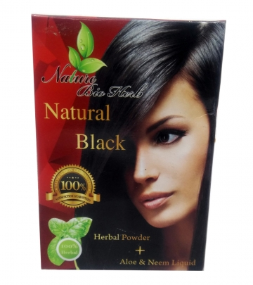 Nature Bio Herb - Natural Black 200