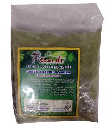 Vedan Green Arappu Powder 500g