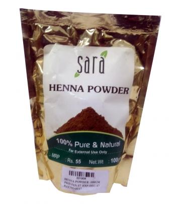 Sara Henna Powder 100 g
