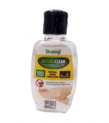 Strategi Nature Clean Hand Sanitizer 100 ml