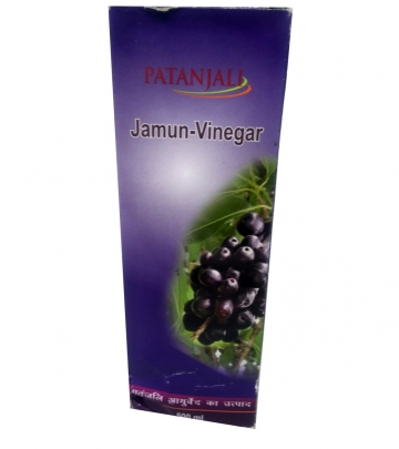 Patanjali Jamun Vinegar 500 ml