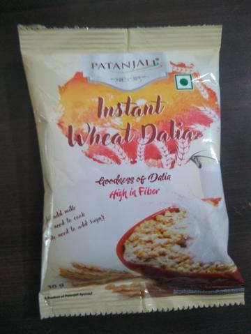 Instant Wheat Dalia 30 gms
